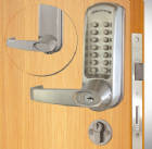 Codelock CL620 - With Cylinder Mortice Lock - Coming Soon!